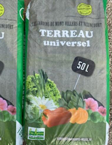 "Terreau Universel ""Les Jardins"" 50L"